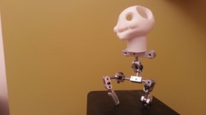 A hand-crafted head!