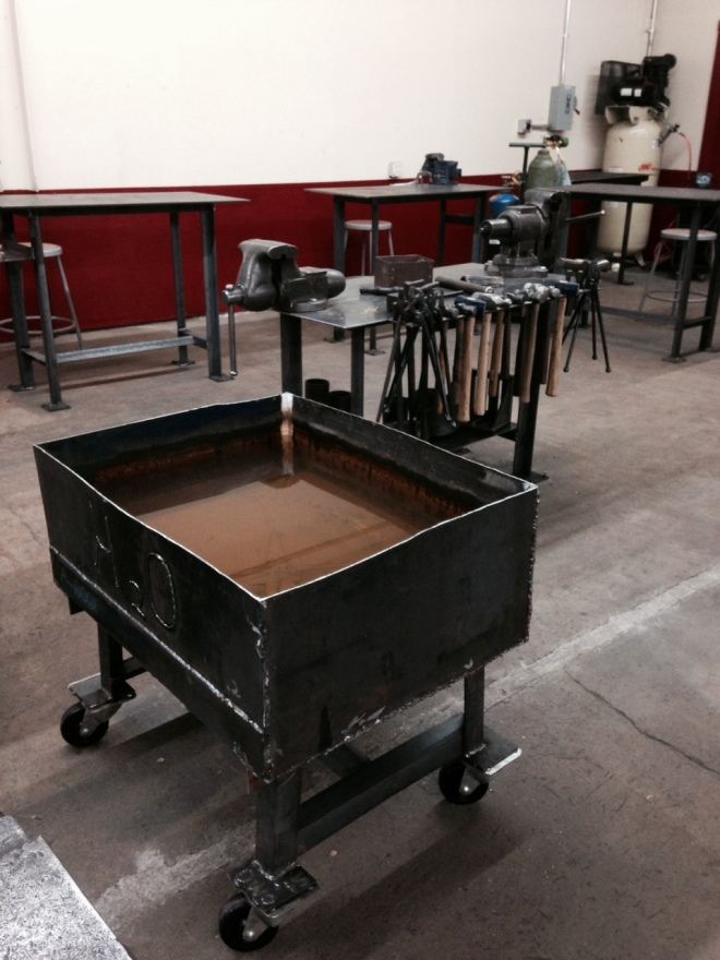 Forging and metalworking equipment!